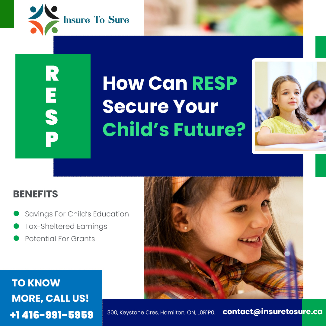 Registered Education Savings Plan for child